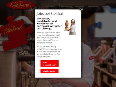 Bäcker Steiskal