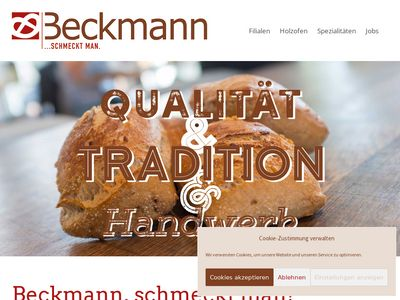 Bäckerei Beckmann