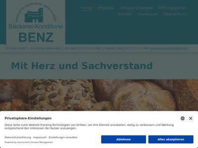 Bäckerei Benz