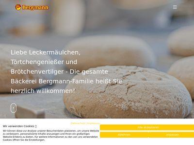 Bäckerei Bergmann & Sohn GmbH