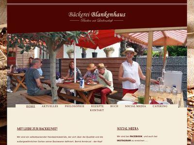 Bäckerei Blankenhaus - Bernd Armbrust