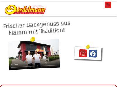 Bäckerei Dördelmann