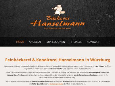 Bäckerei Hanselmann