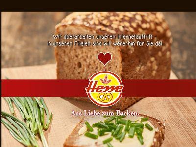 Bäckerei Hesse