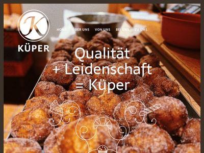 Bäckerei Küper