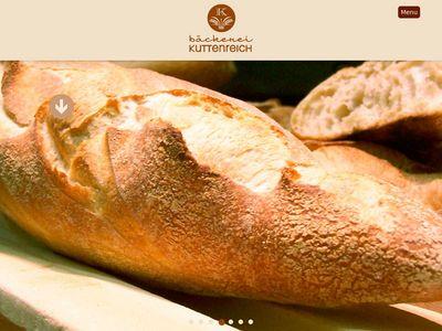 Kuttenreich Bäckerei Lebensmittel