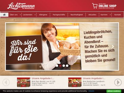Lechtermann GmbH Meisterbäckerei