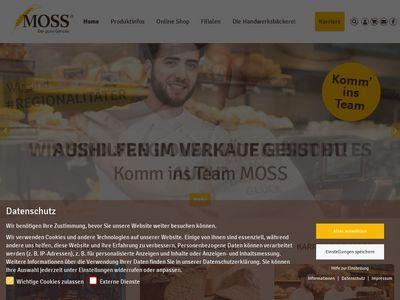 Bäckerei Moss KG