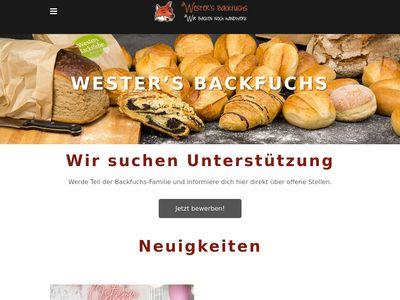 Bäckerei Pfennigfuchser