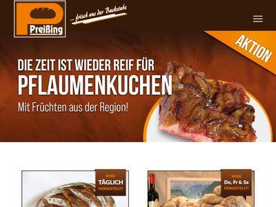 Preissing Jens Bäckerei