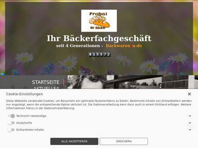 Bäckerei Becher GmbH