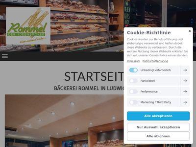 Bäckerei Rommel