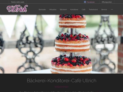 Bäckerei-Konditorei-Café Ullrich