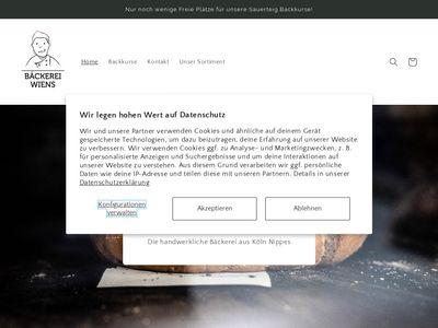 Bäckerei Wiens