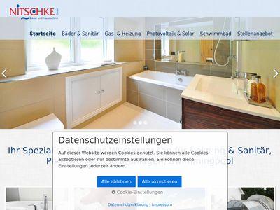 Nitschke Bäder und Haustechnik GmbH