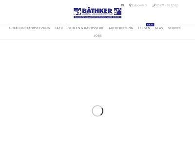 Wagenpflege Bäthker GmbH