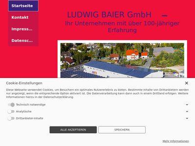 Ludwig Baier GmbH
