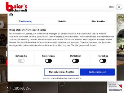 Baiers Küchenwelt GmbH