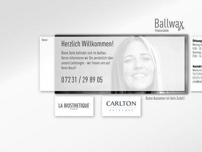 Ballwax