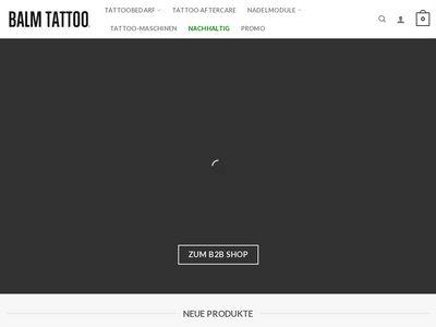 Balm Tattoo Germany & Austria