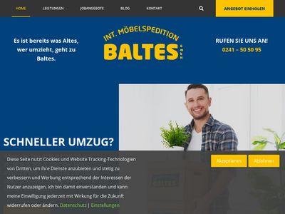 Baltes int. Möbeltransporte GmbH