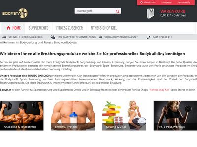 Baltic Fitness and Supplement Store Kiel