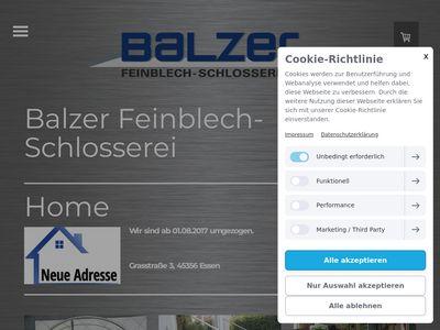 Balzer, Stanislaus