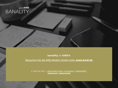 Banality - design u. communication