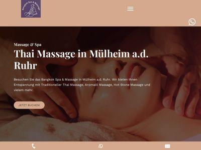 Bangkok Spa and Massage