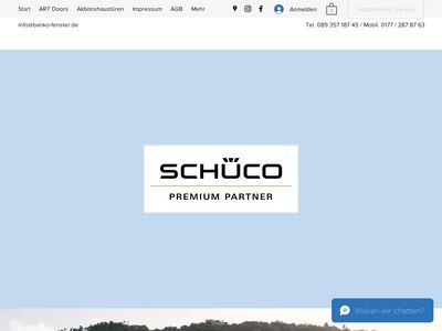 Banko Fensterbau & Altbausanierung