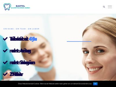 Bartel Zahntechnik GmbH in Berlin