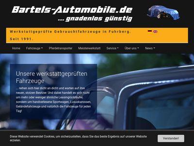 Bartels-Automobile.de GmbH & Co. KG