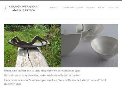 Bartsch Keramik