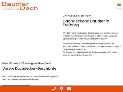 Baudler GmbH Bedachungen