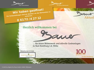 Bauer Blumen GmbH&Co. KG