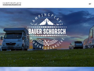 Campingplatz Hindenburgbrucke