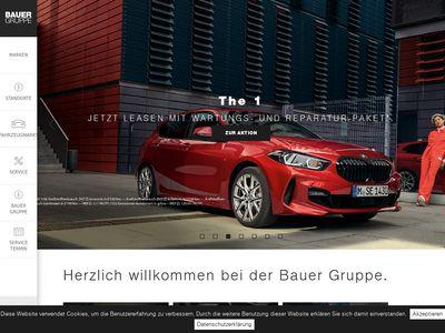 Autohaus Bauer GmbH Rover-Vertragshändler