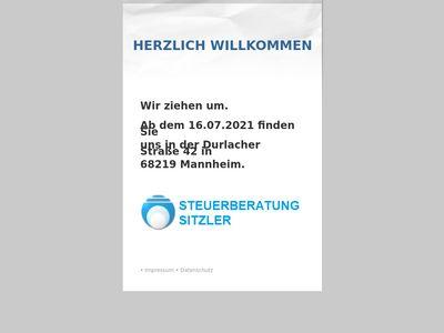 Bauer und Sitzler - Steuerberater Mannheim