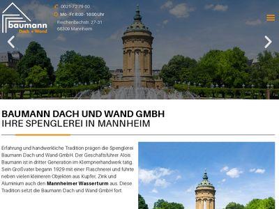 Baumann Dach und Wand GmbH