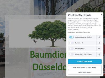 Baumdienst Düsseldorf