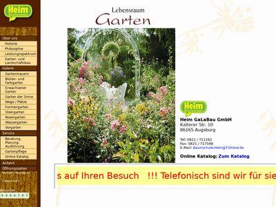 Heim Garten- und Landschaftsbau GmbH