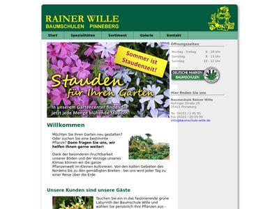 Rainer Wille Baumschulen GmbH