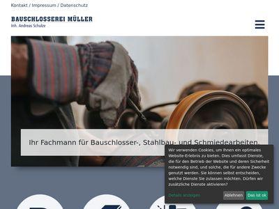 Bauschlosserei Müller