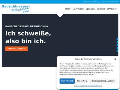 Bauschlosserei Pietruschka GmbH