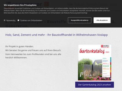 Bossemeyer E. u. G. Holz u. Baustoffe