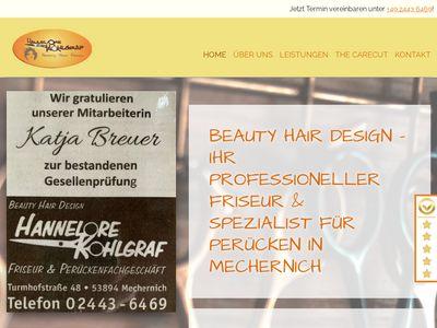Beauty Hair Design Hannelore Kohlgraf