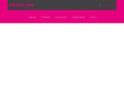 Kosmetikstudio beauty line Bremerhaven