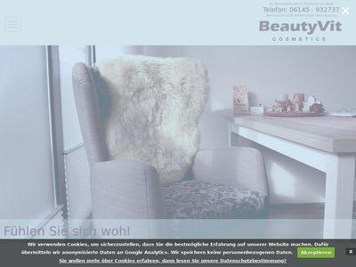BeautyFit Cosmetics - Maggie Zeus-Jonas