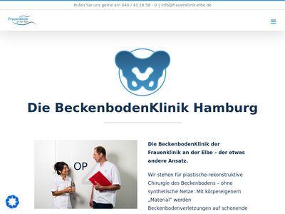 Beckenbodenklinik Hamburg