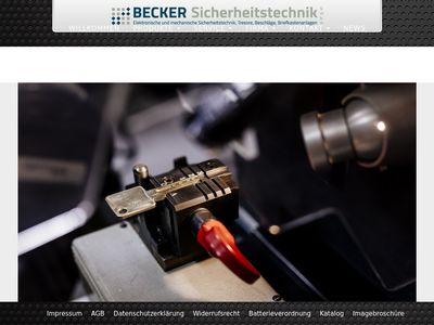 Becker Sicherheitstechnik GmbH